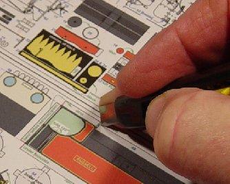 Card modelling basics