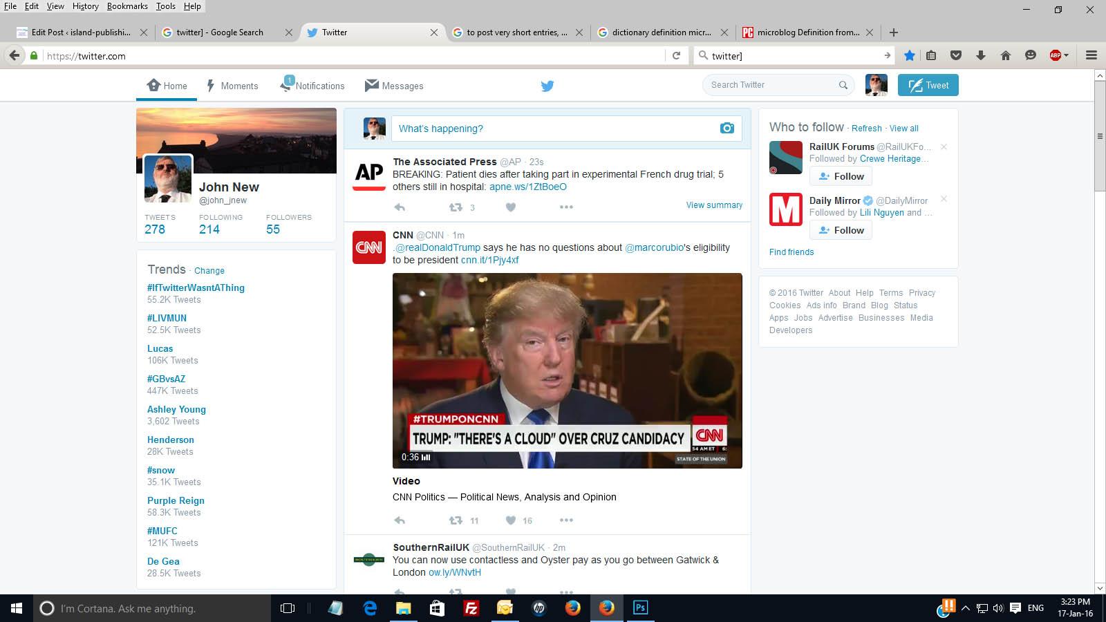 Screengrab - Twitter